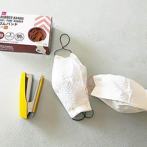 マスク 作り方 キッチン ペーパー 手作りマスクの作り方をご紹介します|船橋市公式ホームページ